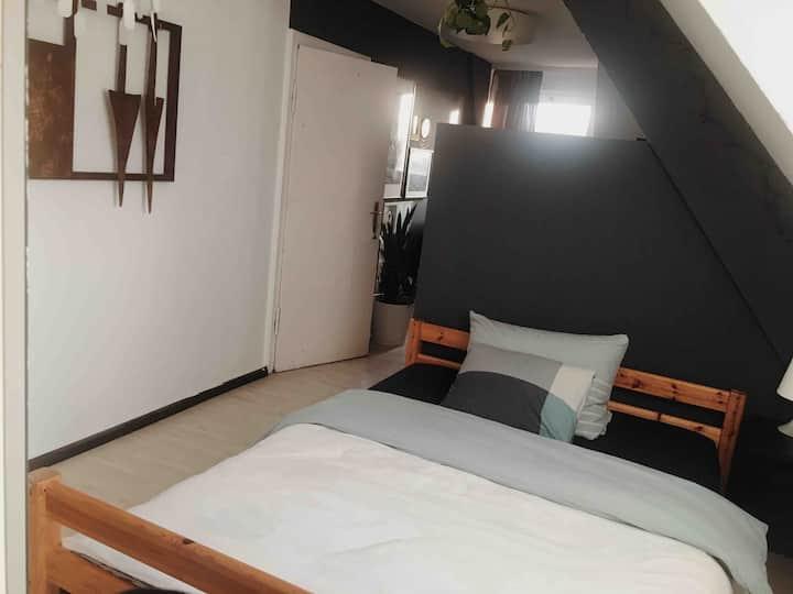 Helle gemütliche DG-Wohnung in Rheinfelden