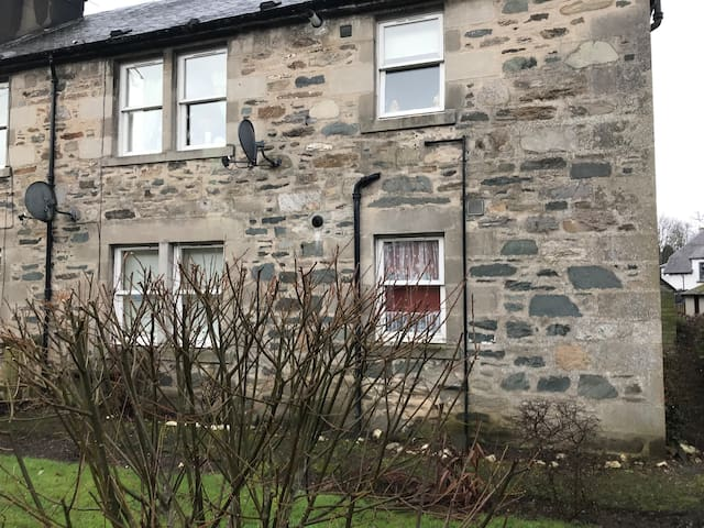 Pet friendly property in the heart of Aberfeldy