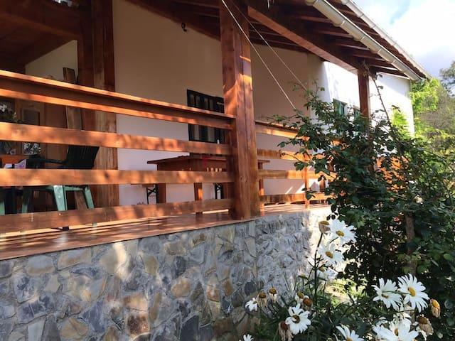 Vila cu livada in sat pitoresc - Nucșoara