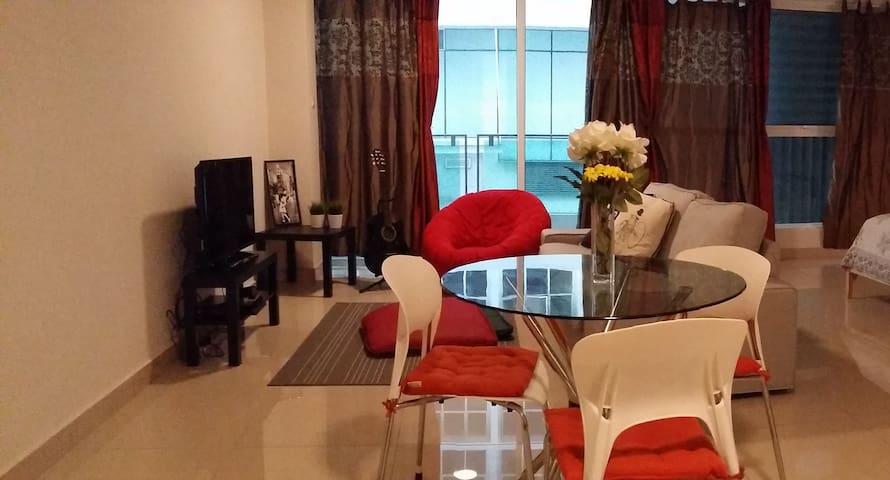 Cosy Studio Apt at Pacific Place Ara Damansara - Petaling Jaya - Apartament