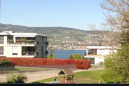Modern living in green suburb! - Wädenswil - Apartment