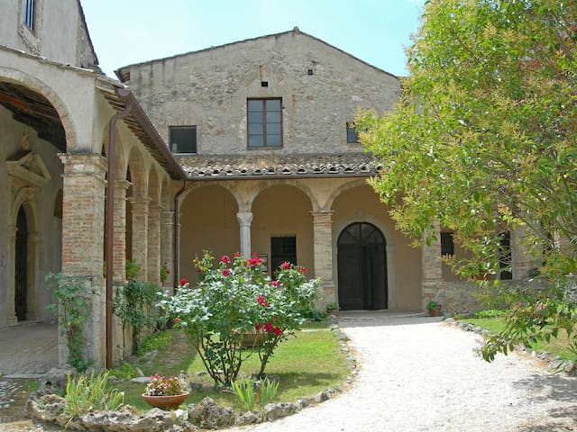 Il Convento - Lugnano In Teverina - House