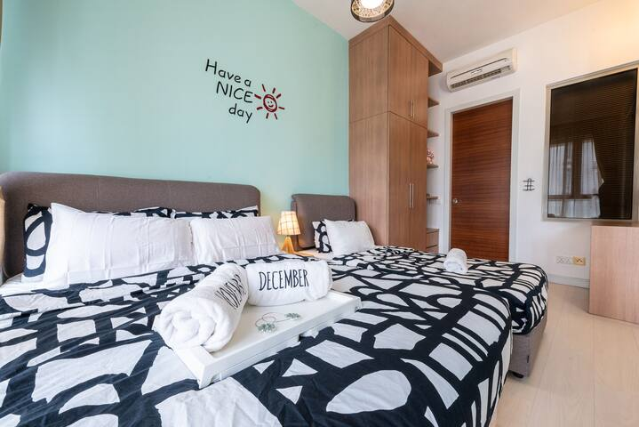 KLCC Marc Residence/doorstep to Twins Tower/2-5pax
