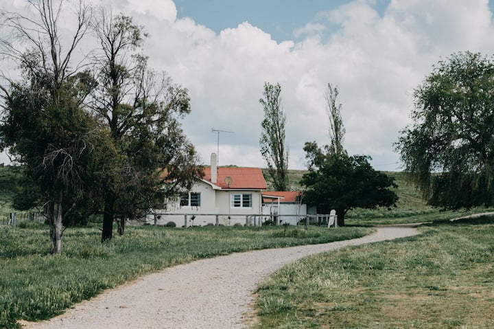 The Cottage Bondonga | A Slice of Country Heaven
