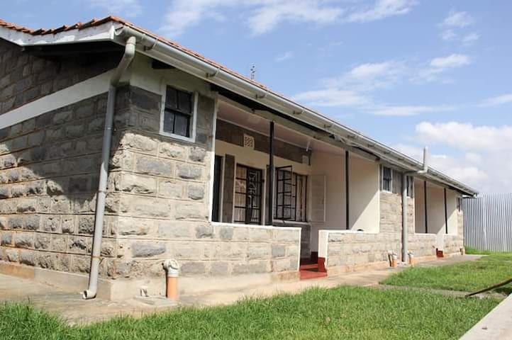 KUNGU MAITU GUEST HOUSE. A HOME AWAY FROM HOME