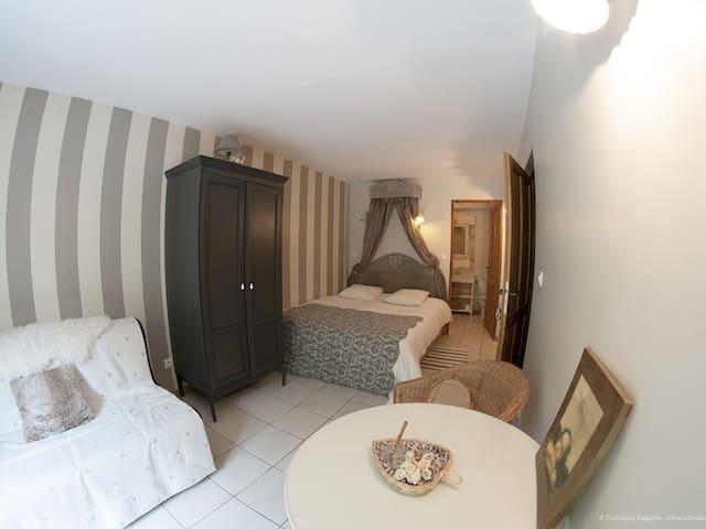 Cristal-Double room-Comfort-Ensuite with Bath
