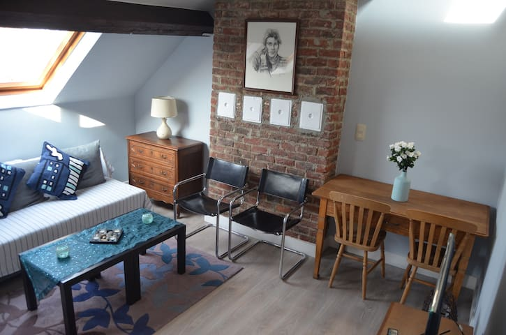 Très bel appartement à Bruxelles - Schaerbeek - Apartment