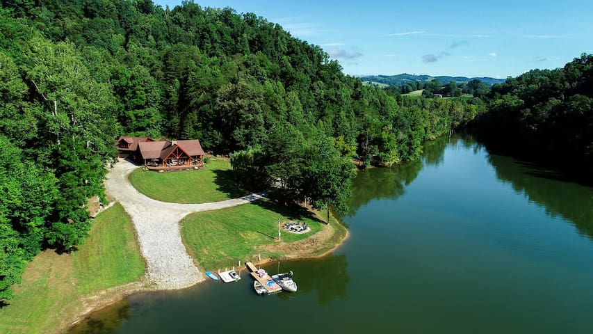 Little Sycamore Creek Landing - Norris Lake Escape