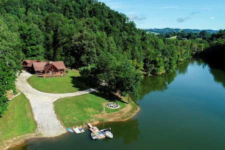 Little Sycamore Creek Landing - Norris Lake Escape