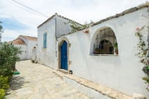 Summer house on the island Kythira