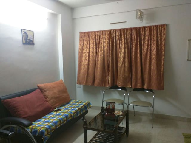 Cozy 2bedroom Apartment in the city - Thiruvalla - Byt