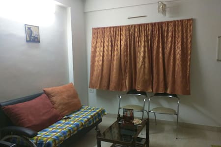 Cozy 2bedroom Apartment in the city - Thiruvalla - Lejlighed