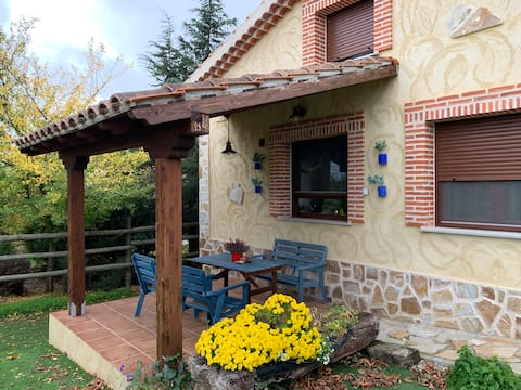 Casa rural ideal para parejas