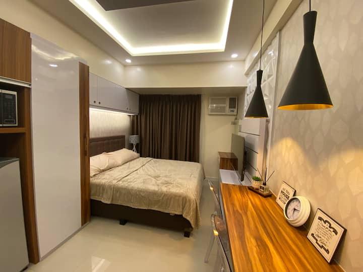 Nice designed studio apartment (2018)