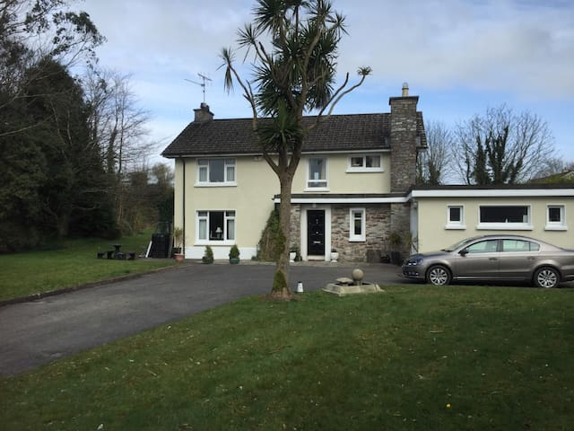 2 Minute walk from the Castlemartyr Hotel