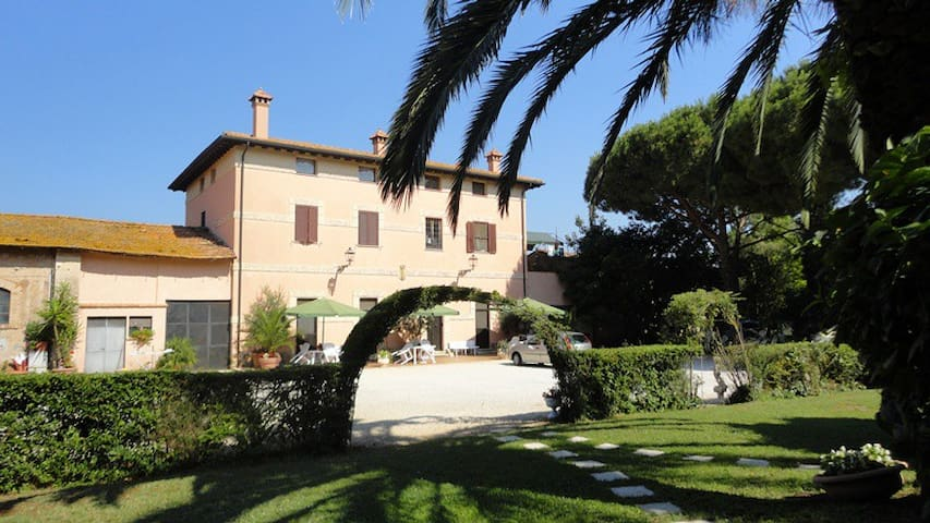 Agriturismo, farmhouse ''Quarto del cuore''in Rome