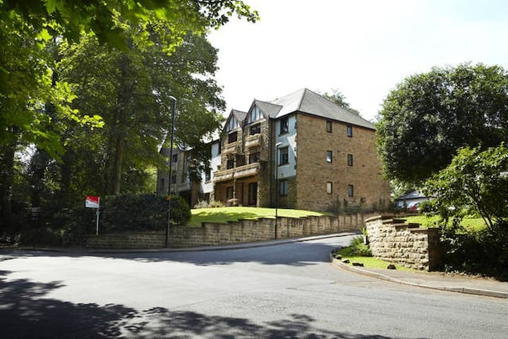 Apartment on beautiful Roundhay Park - Leeds - Byt