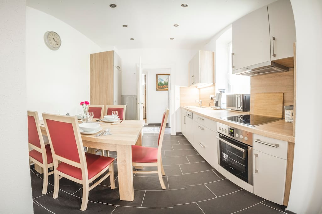 Küche / Sitzbereich