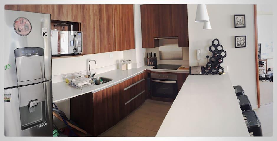Great new modern apartament - 4prs - Las Condes - Wohnung