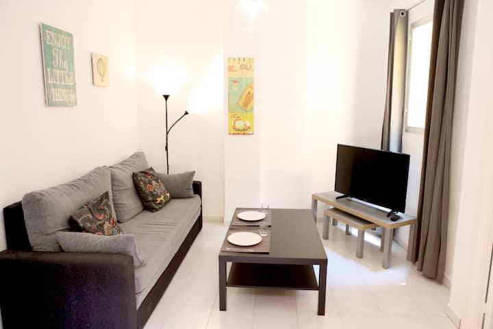 9.Apartamento de un dormitorio cerca del Centro