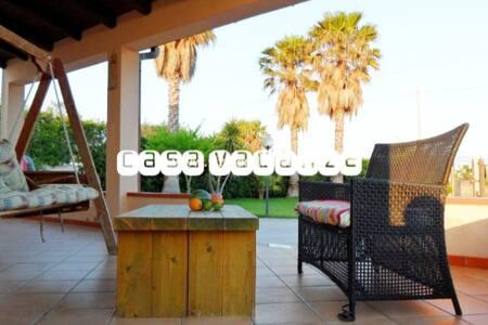 "Case vacanze ""Villa Lisandra""a S.Lorenzo-marzamemi"