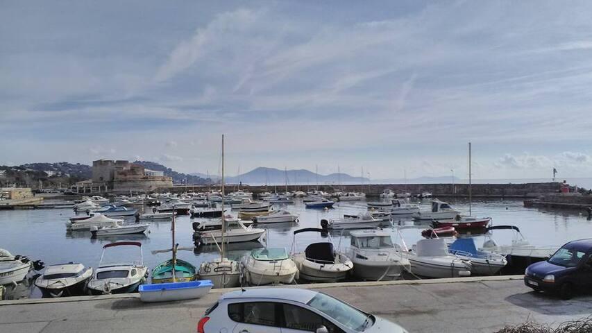 Plage du Mourillon, Toulon cote d' azur - Toulon - Appartamento