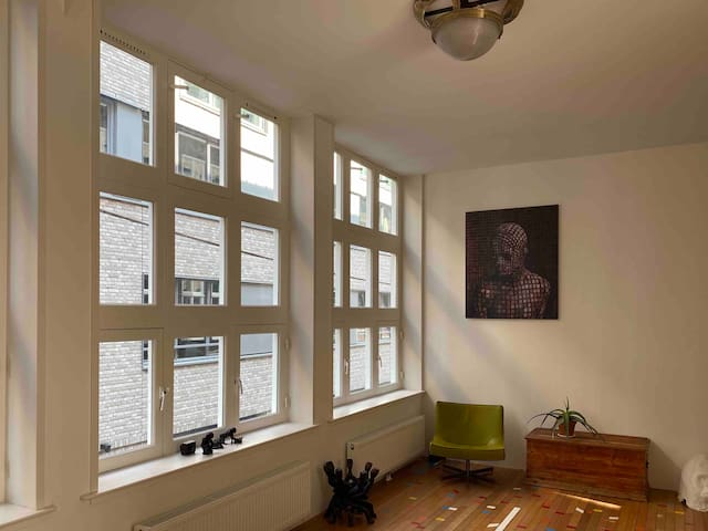 Fancy city apartment in the centre of Amsterdam