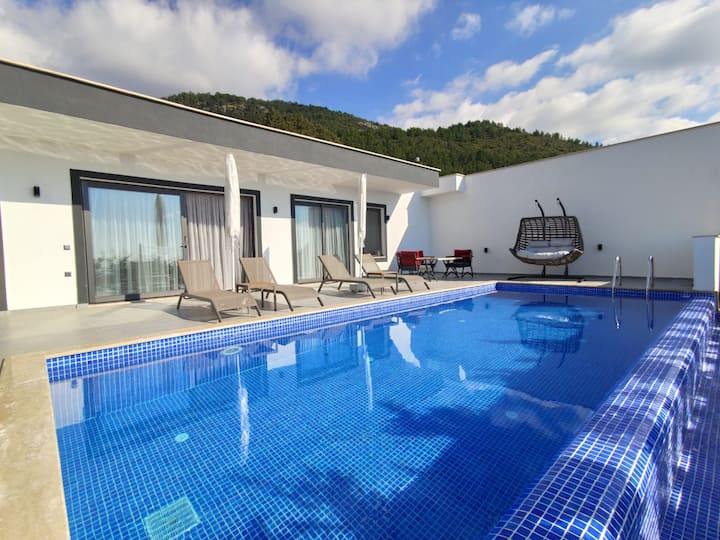 Villa Holiday 4 -2 Bedroom Holiday Villa in Kalkan