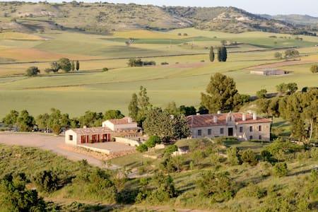Finca El Cercado (Main House), Castilla León