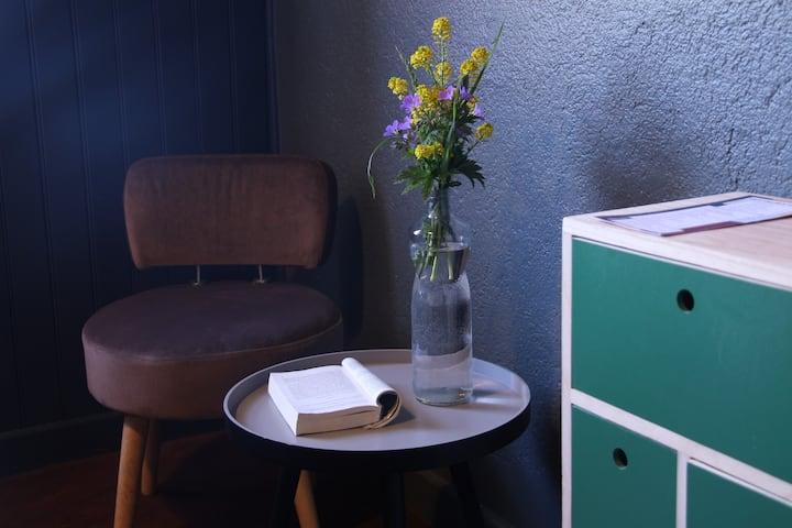 Loft 6/8 avec terrasse au Ho36 Hostel La Plagne