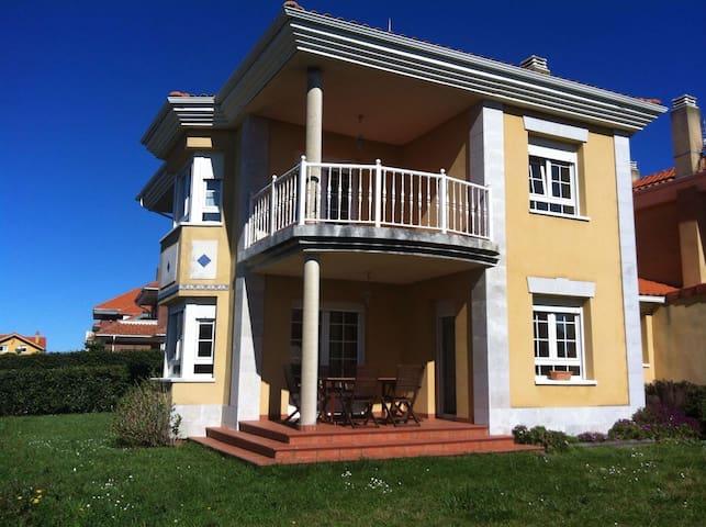 Casa en la Costa de Cantabria - Ajo - Huis