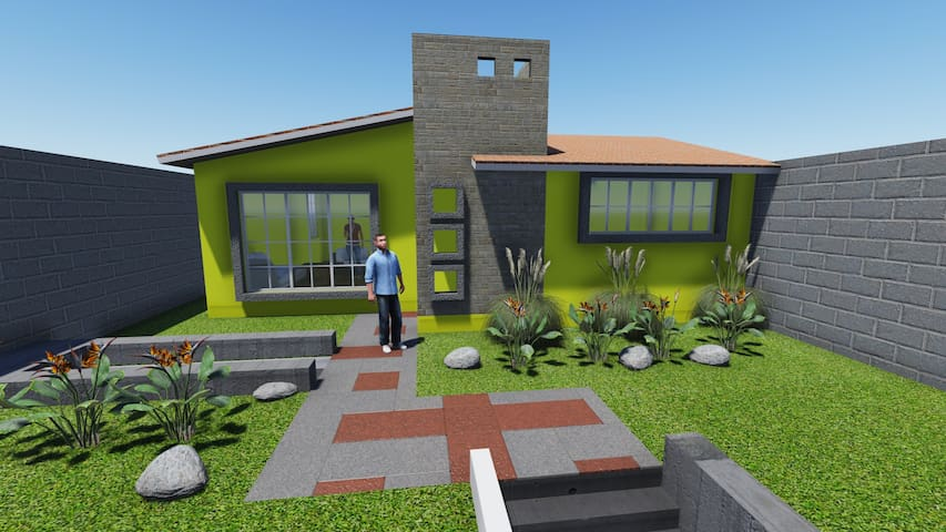 BONITA CASA CON AMBIENTE FAMILIAR - Tlaxcala de Xicohténcatl - Casa