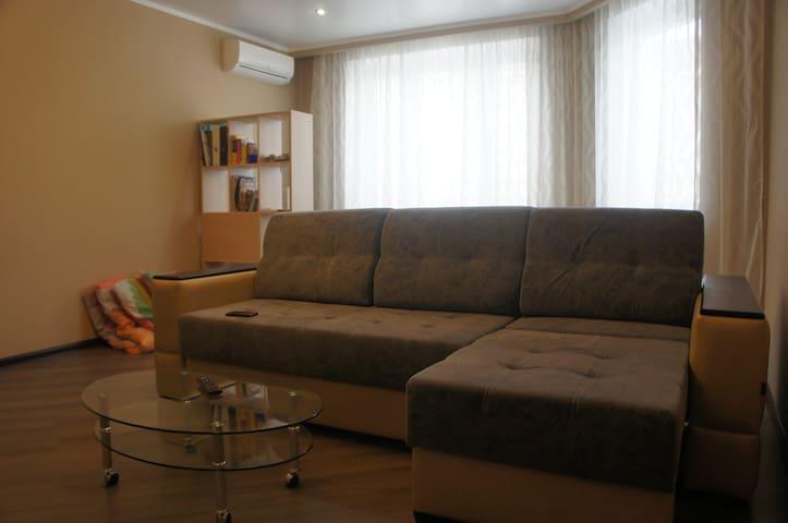 Уютная квартира мкр.Планерная - Химки - Appartement