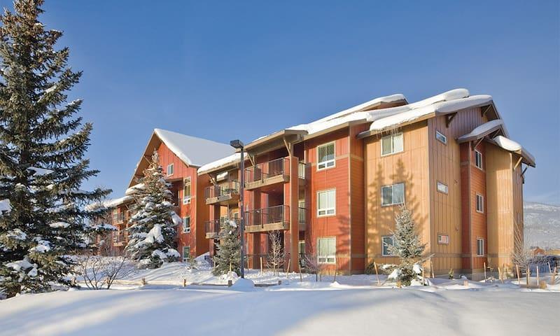 Club Wyndham Steamboat Springs 3 Bedroom Suite