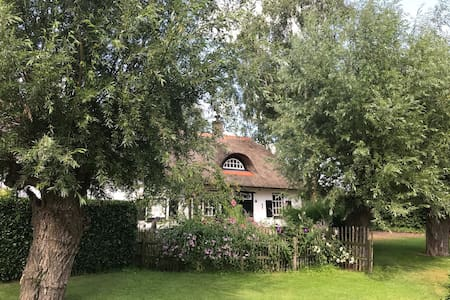 NIEUW: Rose Cottage B&B: Rust, Ruimte & Romantiek