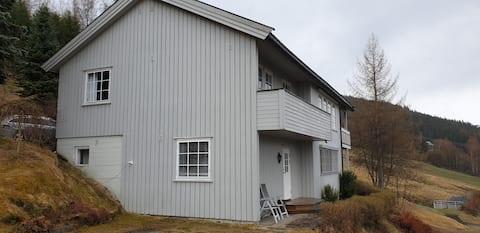 Gudbrandsdalen - apartment in quiet surroundings
