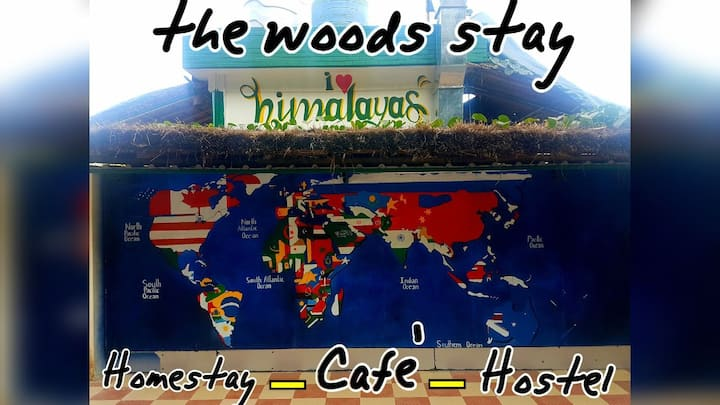 the woods stay homestay