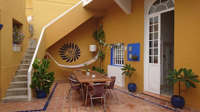 Casa antigua reformada en el norte de Tenerife