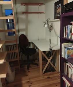 Gemütliches kleines Zimmer - Apartamento