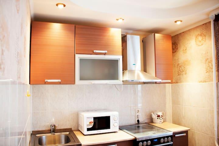 Уютная,чистая квартира для спокойного отдыха