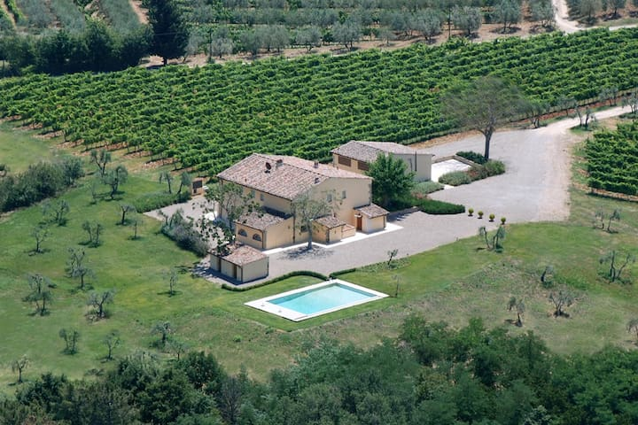 PIAN DE' NOCI IN CHIANTI - Madia - Mercatale In Val di Pesa - Appartement
