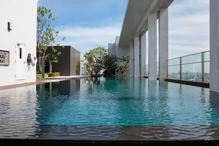 New&Cozy 1 bedroom condo@Sathon - Bangkok - Appartement