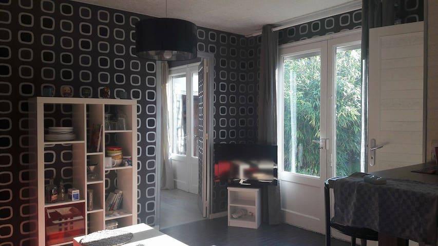 Jolie petite maison en fond de jardin à Rennes - Rennes - House