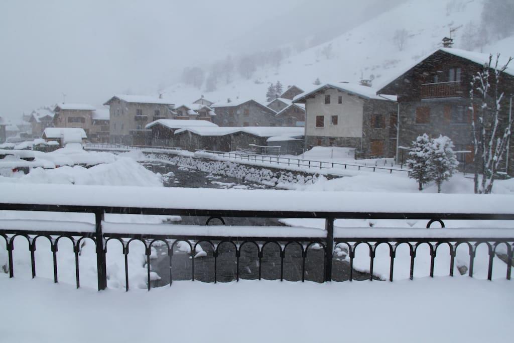 Le village du Bettaix