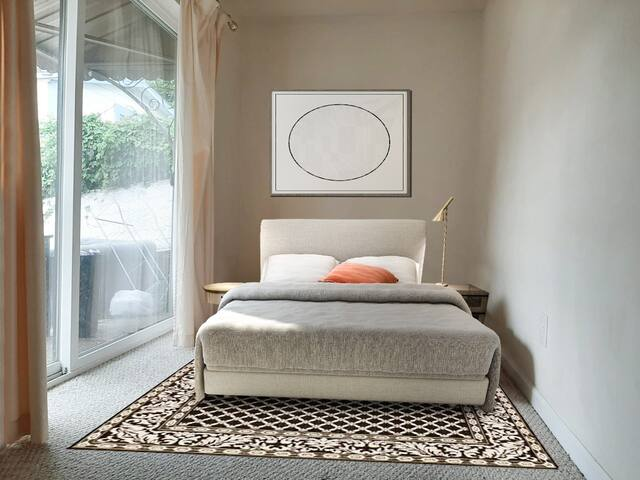 All-Female Cozy Private Room in Quiet Safe Area