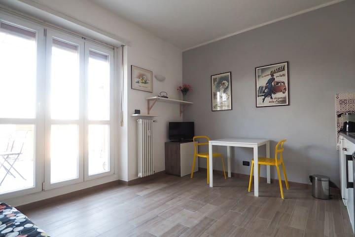 Appartamento con terrazzo - WIFI