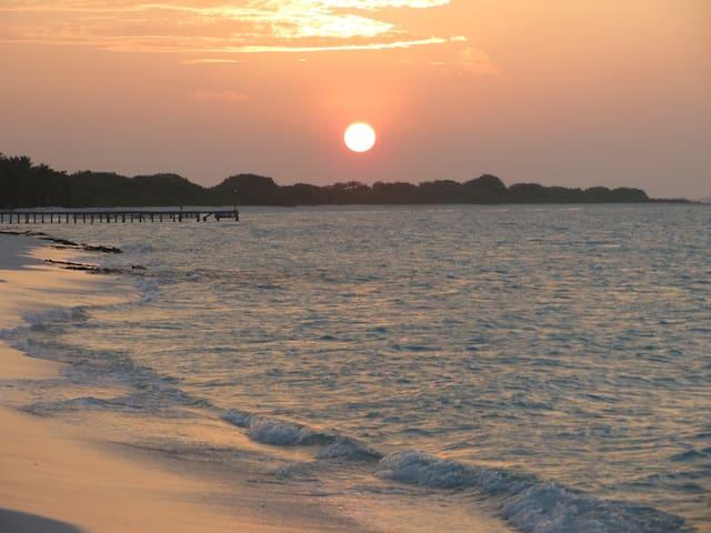 Holiday at Maldives Island