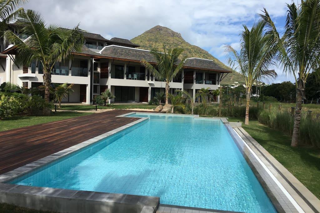 Common Lap pool