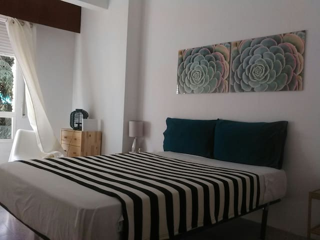 Pretty room in San Basilio