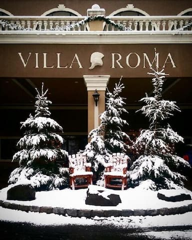 Villa Roma Resort